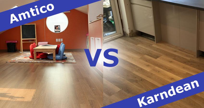 Amtico vs Karndean