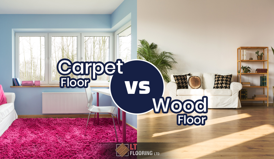 What is the Best – Carpet or Wood Floors?