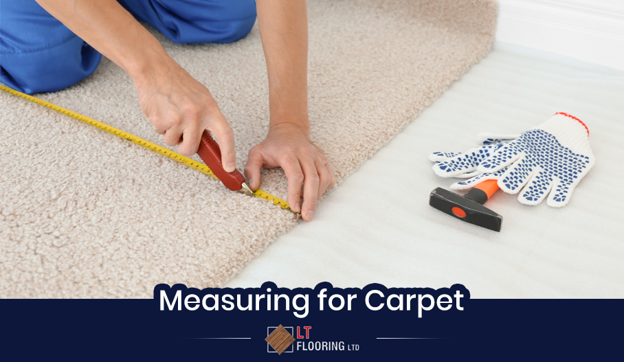How to Measure for Carpet